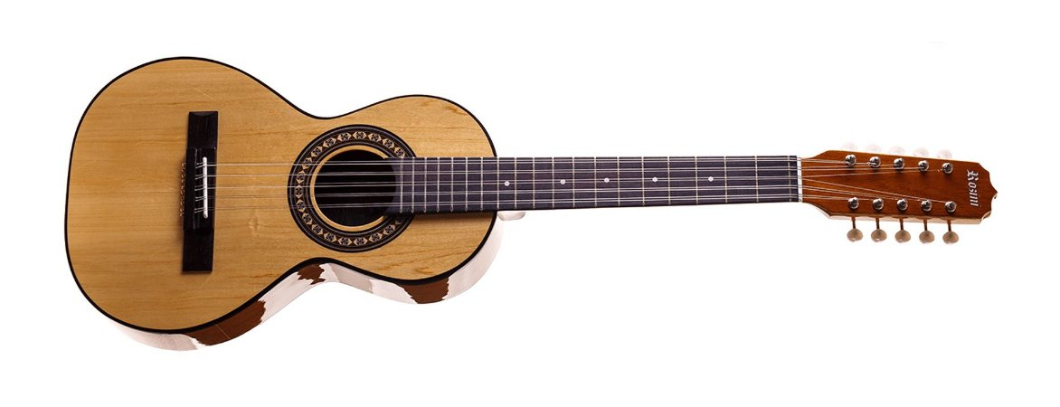Viola Caipira Ponteio Rozini Rv151 Acústica Natural Canhota