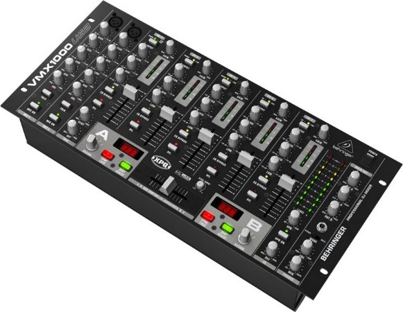 Mixer Para DJ Behringer VMX1000USB 110V