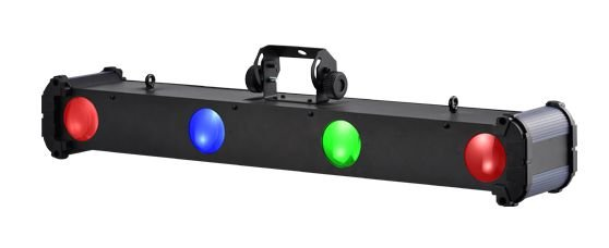 Projetor de LED 36x1W LEDs RGBW LED-7474-1W ACME