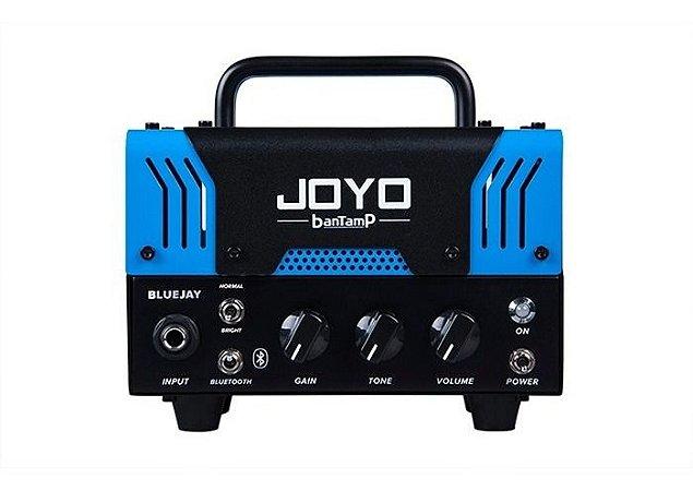 Amplificador Pré Valvulado Joyo 20W Hibrido BantamP Blue Jay