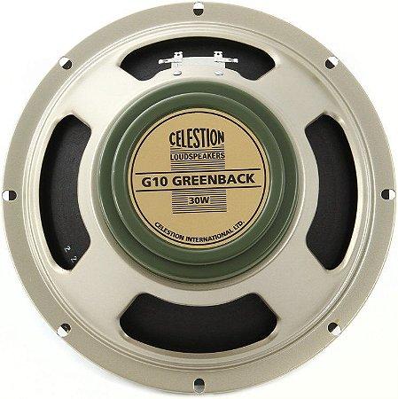 Alto-falante T5647 G10 GREENBACK 30W 16 Ohms  - CELESTION