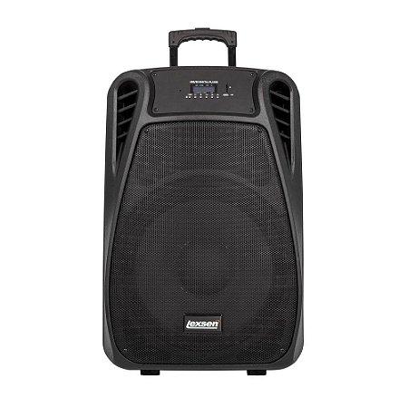"Caixa Acústica Lexsen LXF-15MP3 Bivolt 15"" 200W"