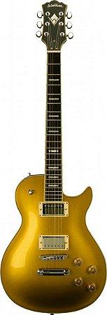 Guitarra  Dourada Washburn WINSTDG Les Paul