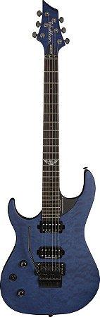 Guitarra canhoto Parallax - PXM10FRQTBLMLH - Washburn