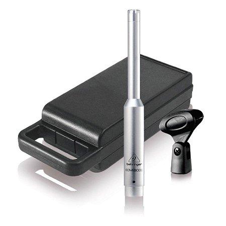 Microfone Condensador de Mediação Behringer ECM8000