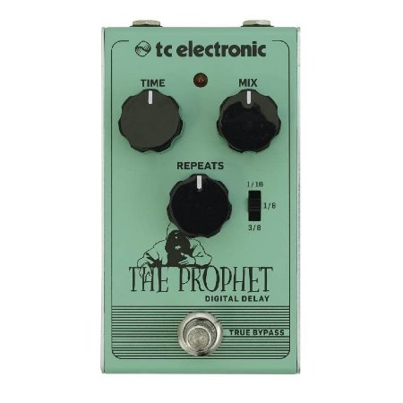 Pedal p/Guitarra The Prophet Digital Delay - TC Electronic