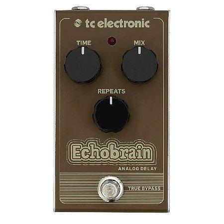 Pedal para Guitarra Echobrain Analog Delay - TC Electronic