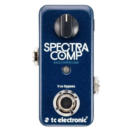 Spectracomp Bass Compressor - PEDAL - TC Electronic