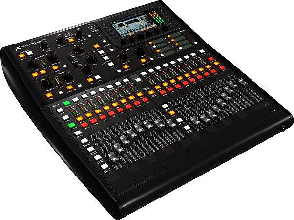 Mixer Digital Behringer Com 16 Canais Bivolt X32 Producer