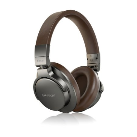 Fone de Ouvido Headphone Behringer BH470