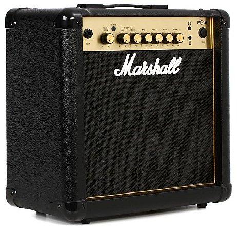 Combo Para Guitarra Marshall 15W MG15GR