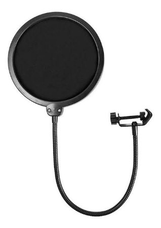 Pop Filter Para Microfone Estudio Shield MS15