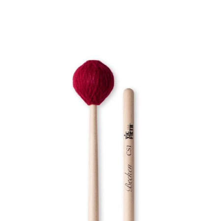 Baqueta Mallet Maple Becken P/prato Fio De La Bcs1 Vic Firth