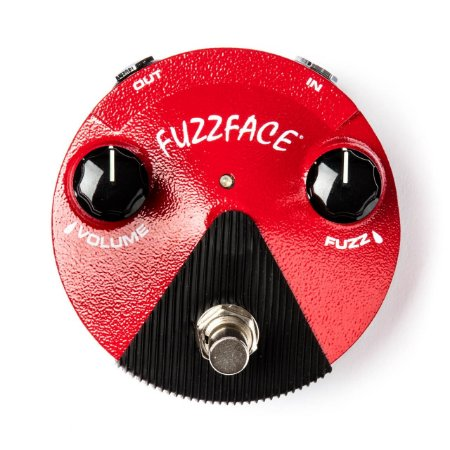 Pedal Germanium Fuzz Face Mini Distortion  Ffm2 Dunlop