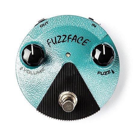 Pedal Jimi Hendrix Fuzz Face Mini Distortion Ffm3 Dunlop