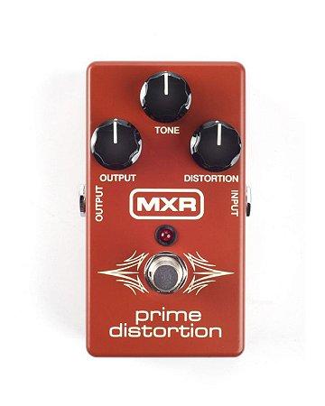 Pedal Mxr Prime Distortion Dunlop