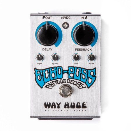 Pedal Echo Puss Way Huge Delay Analogico Whe702s Dunlop