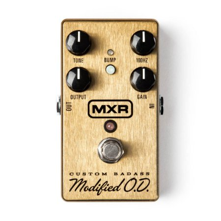 Pedal Mxr Custom Badass Modified Od M77 Dunlop