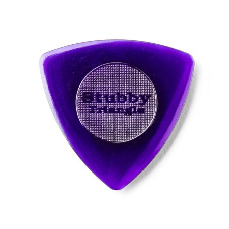 Palheta Tri Stubby 3mm Pct C/24 473r3.0 Dunlop