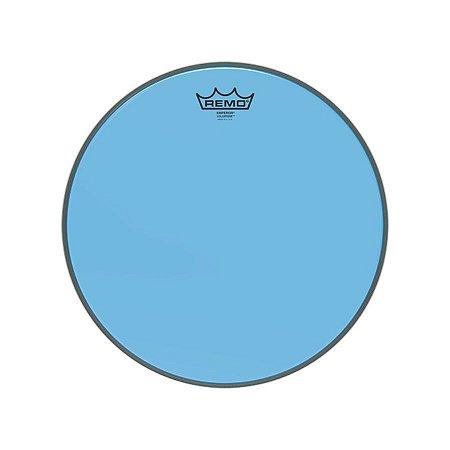 Pele 14 Pol Emperor Colortone Transp Azul Be-0314-ct-bu Remo