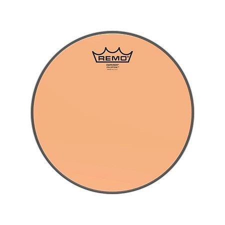 Pele 10 Pol Emperor Colortone Laranja Be-0310-ct-og Remo
