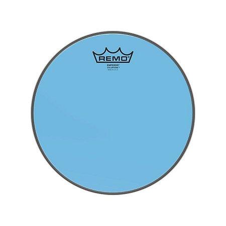 Pele 10 Pol Emperor Colortone Transp Azul Be-0310-ct-bu Remo
