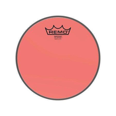 Pele 8 Pol Emperor Colortone Vermelha Be-0308-ct-rd Remo