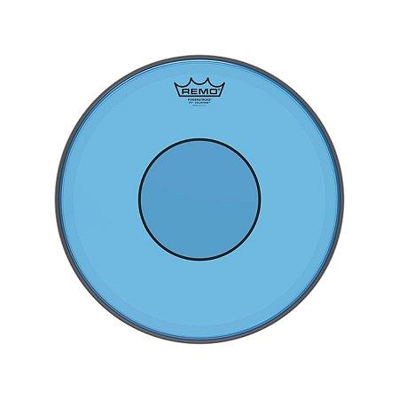 Pele 14 Pol Powerstroke 77 Colortone Azul P7-0314-ct-bu Remo