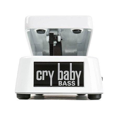 Pedal Crybaby Bass Wah 105q Dunlop