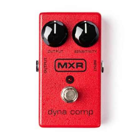 Pedal Mxr Dyna Compressor M102 Dunlop