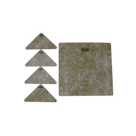 Adesivo Texturizado Cajon 9,25 Quadrado Fibra Hk850100 Remo