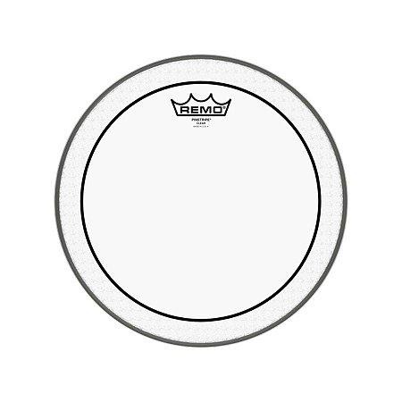 Pele 12 Pol Pinstripe Transparente C/10 Ps-0312-00-10p Remo