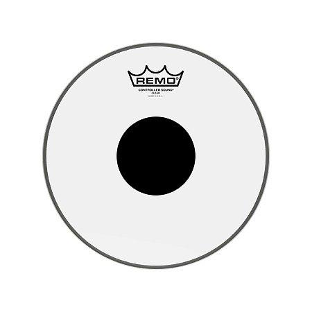 Pele 10 Pol Controlled Sound Com Circulo Preto Cs031010 Remo