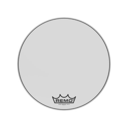 """Pele P/ Bumbo Marcial 22"""" Emperor Smooth White Bb1222mp Remo"""