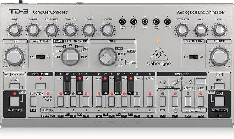 Sintetizador Behringer - TD-3-SR