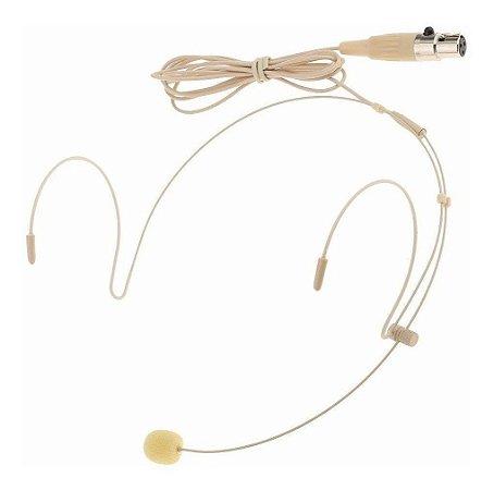 Microfone auricular mini XLR - LHS-1 - Lexsen
