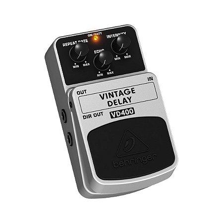 Pedal para guitarra - VD400 - Behringer