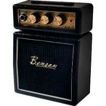 Mini Amplificador para Guitarra BENSON AM-2B 9V 1W