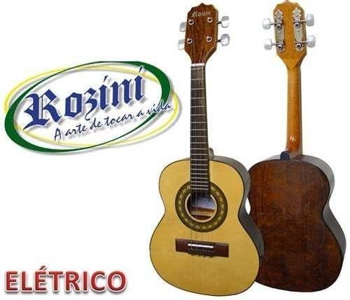 Cavaco Rozini Elétrico Natural Estudante - RC09ELN