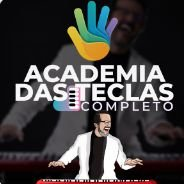 ACADEMIA DAS TECLAS - COMPLETO