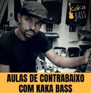 Curso Contrabaixo com Kaka Bass