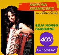 Sanfona Sem Mistério, com Adriana Sanchez