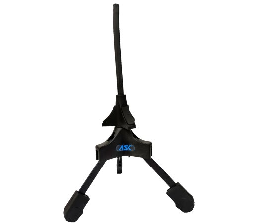 Suporte Portátil para Instrumentos de Sopro ASK S4 Preto