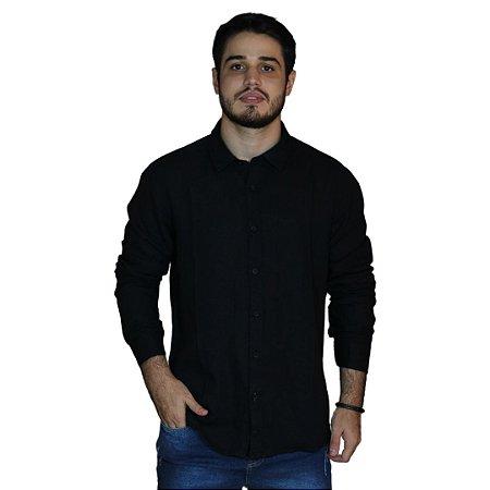 Camisa JAB Fresh Touch Preto