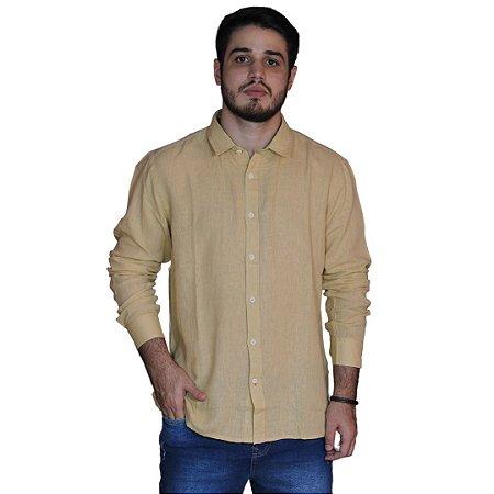 Camisa JAB Fresh Touch Khaki