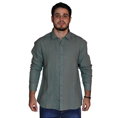 Camisa JAB Fresh Touch Verde