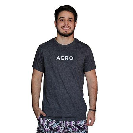 Camiseta AÉROPOSTALE Logo Aero Preto