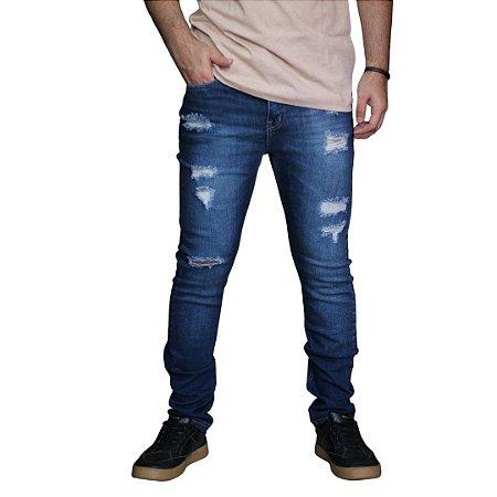 Calça Jeans AÉROPOSTALE Escuro