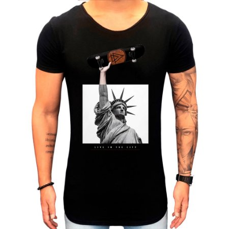 Camiseta PARADISE Live in The City