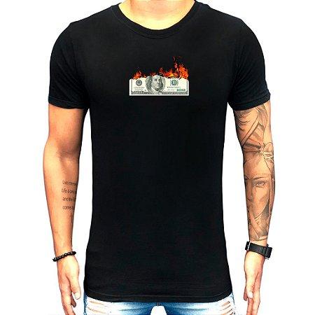 Camiseta PARADISE Burn Dollar